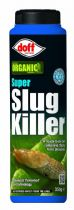 Doff Super Organic Slug and Snail Killer Repellent Pellets 350g Rain Resistant